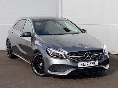 used Mercedes A160 A ClassAMG Line Premium Plus 5dr Auto 1.6