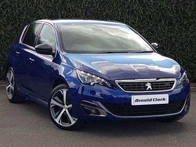 used Peugeot 308 1.2 PureTech 130 GT Line 5dr EAT6