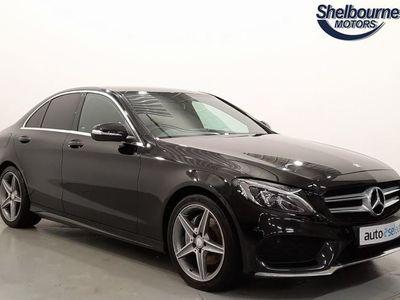 used Mercedes C220 C Class 2.1 C220 CDI BlueTEC AMG Line G-Tronic+ (s 2.1CDI BlueTEC AMG Line G-Tronic+ (s/s) 4dr