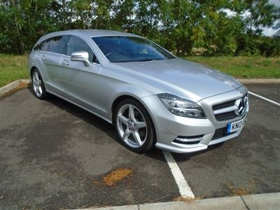 used Mercedes CLS250 CLSCDI BlueEFFICIENCY AMG Sport 5dr Tip Auto, 2013 ( )