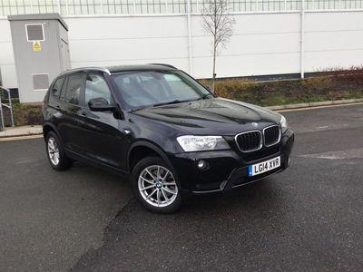 used BMW X3 Xdrive20D Se 5Dr
