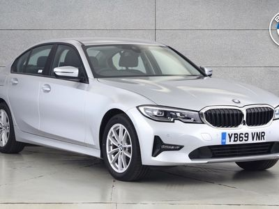 used BMW 318 d SE Saloon