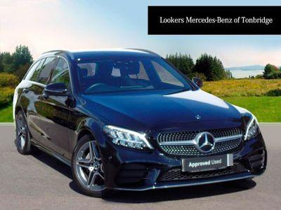 used Mercedes C200 C-ClassAMG Line 5dr Auto
