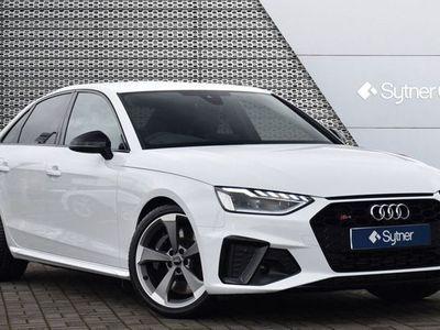 used Audi S4 TDI Quattro Black Edition 4dr 3.0
