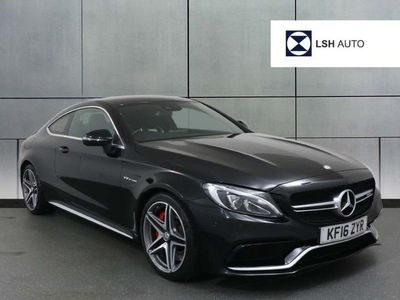 used Mercedes C63S AMG C Class2dr Auto Coupe amg coupe