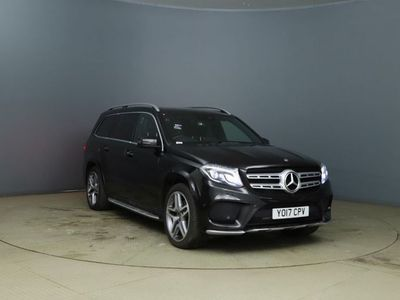 used Mercedes GLS350 3.0D 4MATIC AMG LINE 5d 255 BHP CHOICE OF 3