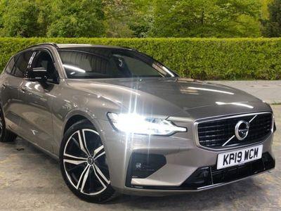 used Volvo V60 D4 R-Design Pro Auto (360 Camera diesel sportswagon