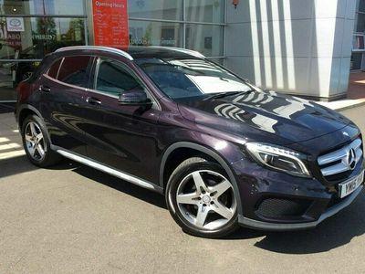 used Mercedes GLA200 GlaCDI AMG Line 5dr Auto [Premium]