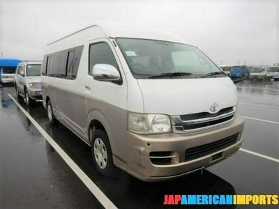used Toyota HiAce -