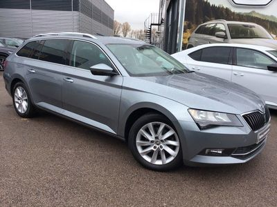 used Skoda Superb 2.0 TDI CR SE Technology 5dr DSG [7 Speed] Estate diesel estate