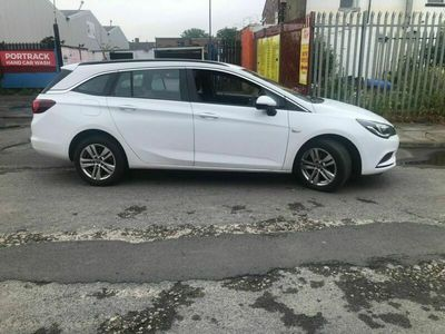 used Vauxhall Astra 1.6 5dr