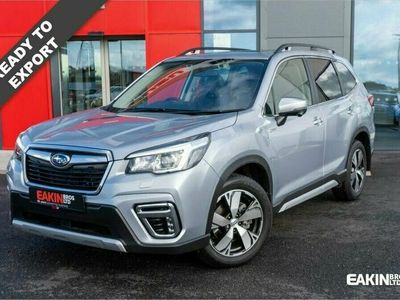 used Subaru Forester 2.0 e-Boxer XE Premium