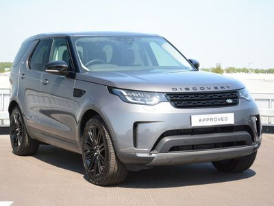 used Land Rover Discovery 2.0 SD4 HSE 5dr Auto