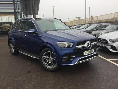 used Mercedes 300 GLED 4MATIC AMG LINE PREMIUM PLUS