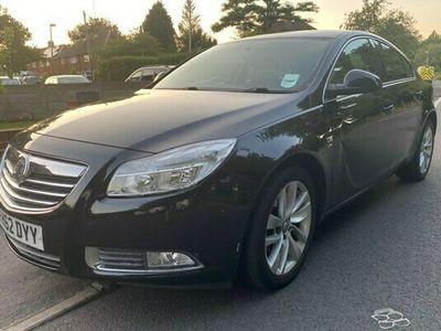 used Vauxhall Insignia Hatchback 1.8i 16V SRi 5d