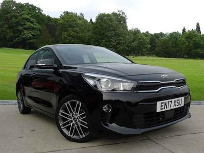 used Kia Rio Rio 20171.0 T GDi 118 First Edition 5dr Hatchback 2017