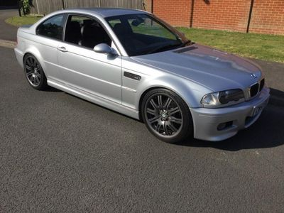 used BMW M3 3.2 2dr