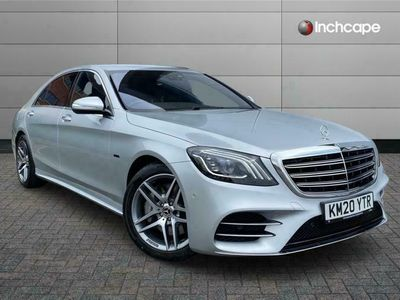 used Mercedes S560 S CLASS SALOONL AMG Line Executive 4dr 9G-Tronic