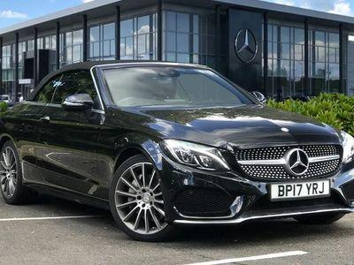 used Mercedes C300 C CLASS CABRIOLETAMG Line 2dr Auto