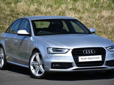 used Audi A4 S Line 2.0 Tdi 177 Ps 6 Speed