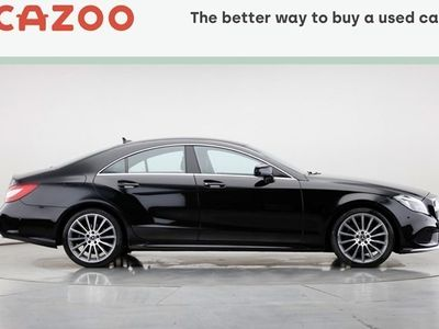 used Mercedes CLS220 CLS CoupeAMG Line 4d 7G-Tronic