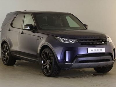 used Land Rover Discovery 2.0 Sd4 Hse Luxury 5Dr Auto