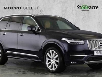 used Volvo XC90 T5 Inscription (Winter Pack, Family Pack & Window Tints)