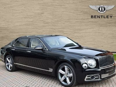 used Bentley Mulsanne Speed 6.75 V8 Speed Auto 4dr