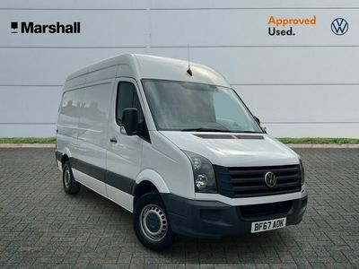 used VW Crafter 2.0 TDI BMT 109PS High Roof Van