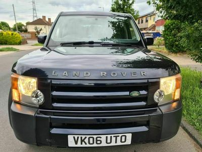 used Land Rover Discovery 3 2.7 TD V6 5dr (5 Seats)