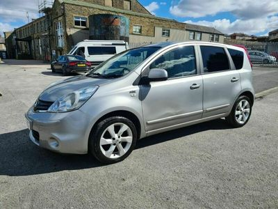 used Nissan Note N-TEC 1.4 5dr