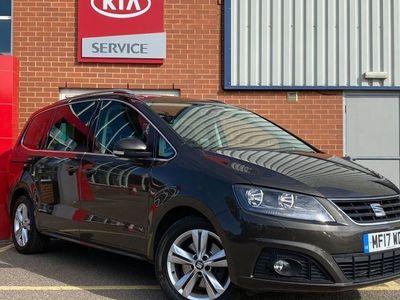 used Seat Alhambra 2.0 TDI CR SE Lux [184] 5dr DSG