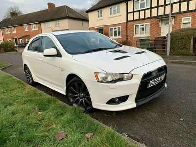 used Mitsubishi Lancer 2.0 Ralliart GS SST 5dr