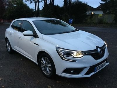 used Renault Mégane 1.3 TCe Play Hatchback 5dr Petrol (s/s) (140 ps)