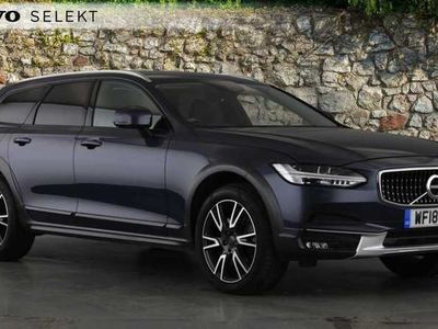 used Volvo V90 CC T6 AWD Cross Country Pro Automatic