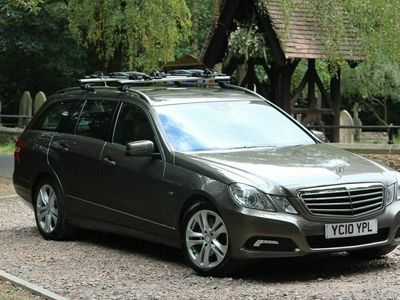 used Mercedes E250 E Class 2.1CDI BlueEFFICIENCY Avantgarde 5dr