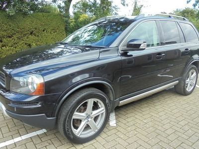 used Volvo XC90 Estate 2.4 D5 SE Sport 5d Geartronic