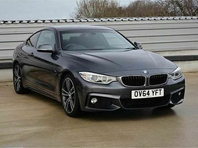 used BMW 430 4 Series d M Sport 2dr Auto