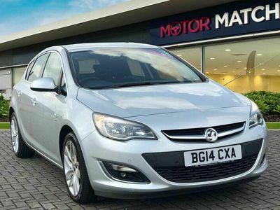 used Vauxhall Astra 1.6CDTi SRi (136ps) Hatchback