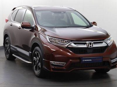 used Honda CR-V 1.5 VTEC Turbo SR 5dr CVT [7 Seat]