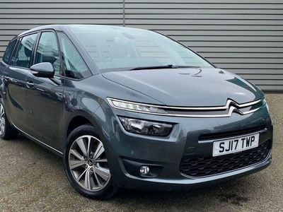 used Citroën Grand C4 Picasso 1.6 BlueHDi Selection (s/s) 5dr