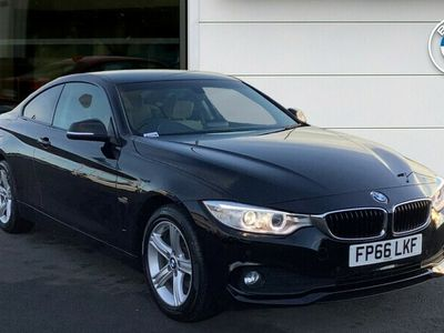 used BMW 420 d xDrive SE Coupe