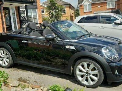 used Mini Cooper S Cabriolet