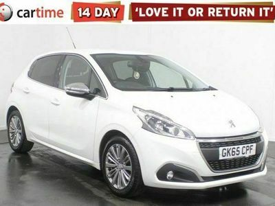 used Peugeot 208 1.2 ALLURE 5d 82 BHP Your dream car can become a reality with cartime's fantastic finance deals.
