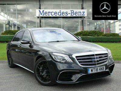 used Mercedes S63L AMG AMGEXECUTIVE