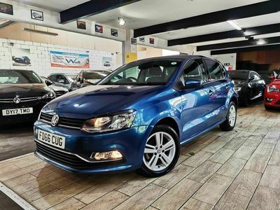 used VW Polo 1.2 TSI BlueMotion Tech Match (s/s) 5dr