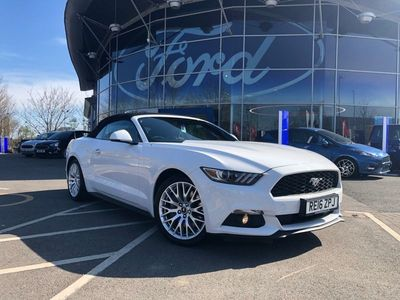 used Ford Mustang 2.3 Ecoboost 2Dr Auto