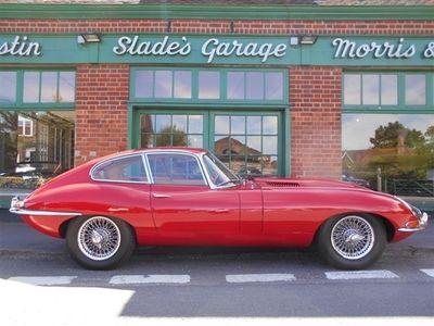 used Jaguar E-Type Series 1 FHC 4.2 UK RHD