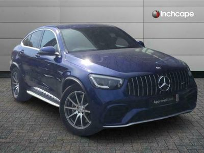 used Mercedes GLC63 AMG GLC AMG COUPE4Matic+ 5dr MCT