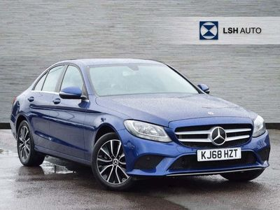 used Mercedes C200 C Class 1.5EQ Boost SE G-Tronic+ (s/s) 4dr